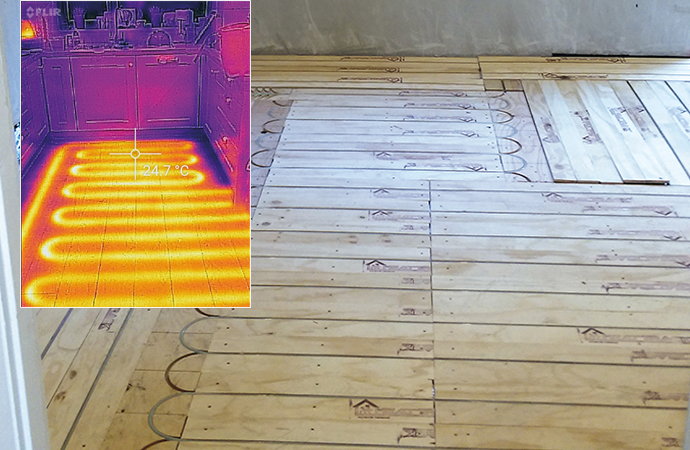 Polytherm – the underfloor heating specialists