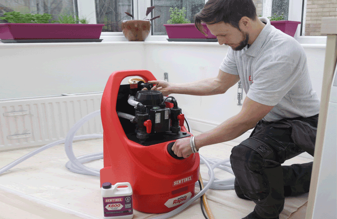 New How To Powerflush Sentinel Video