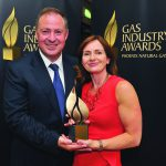 Recognising contributions to the natural gas industry