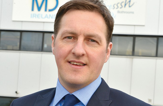 MD Ireland appoints new Area Sales Representative