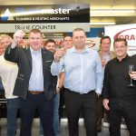 Positive response to Plumbmaster