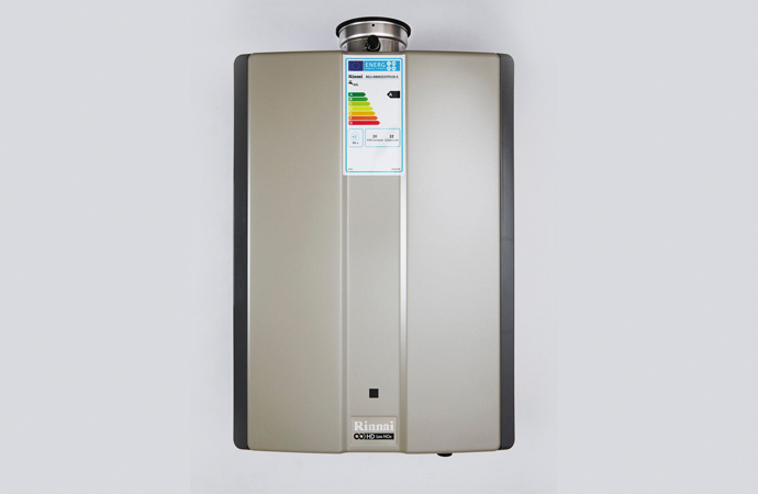 Rinnai launches into the Commercial Boiler Marketplace