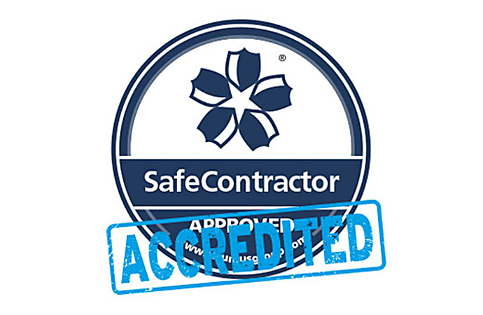 Top safety accreditation for Blackbourne M&E