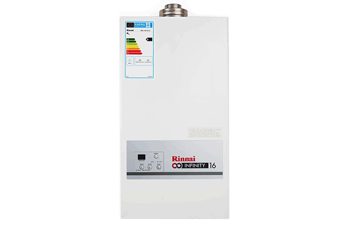 Rinnai hot water delivery for large sites and demands